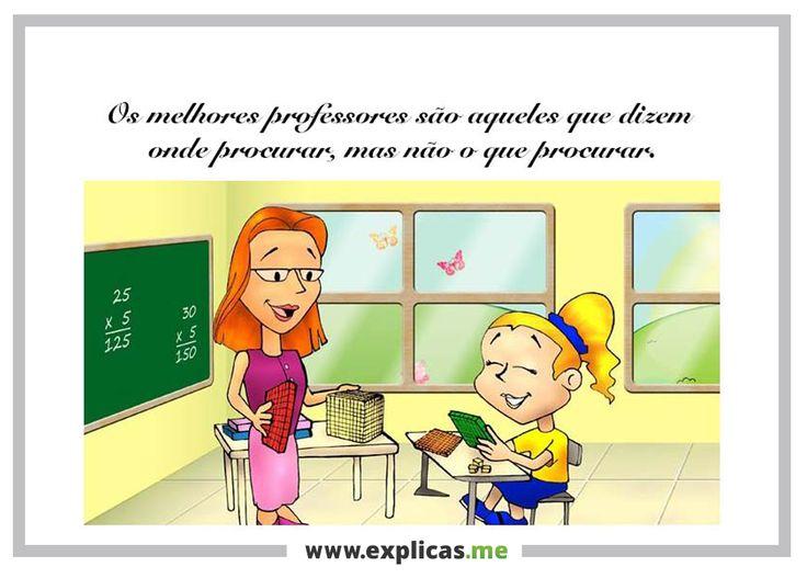#explicasme #educação  #professores