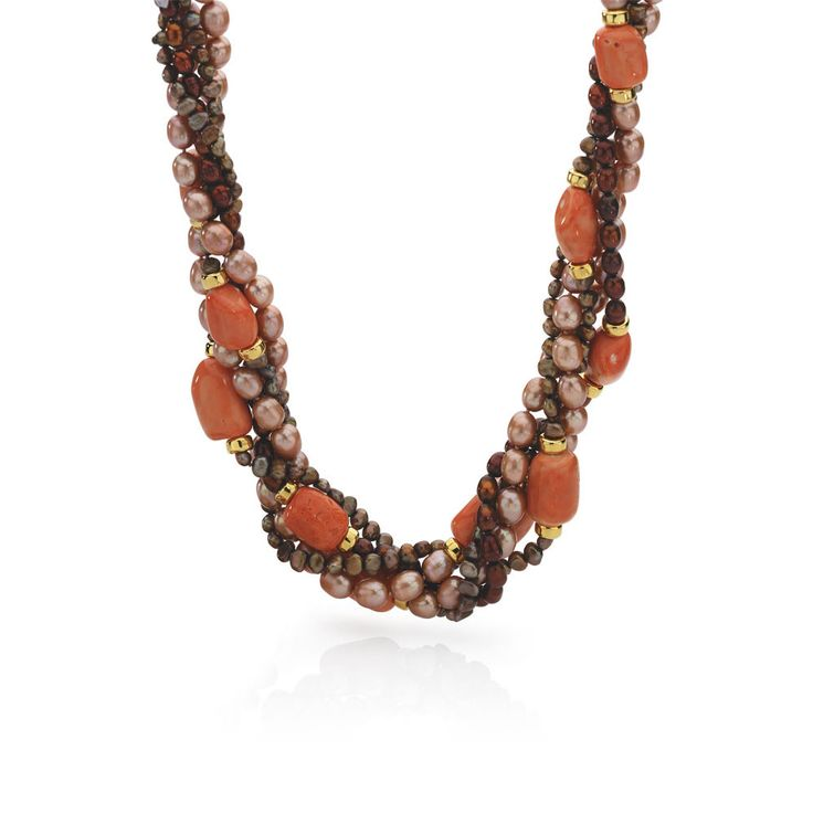 Cerrone - freshwater pearl necklace