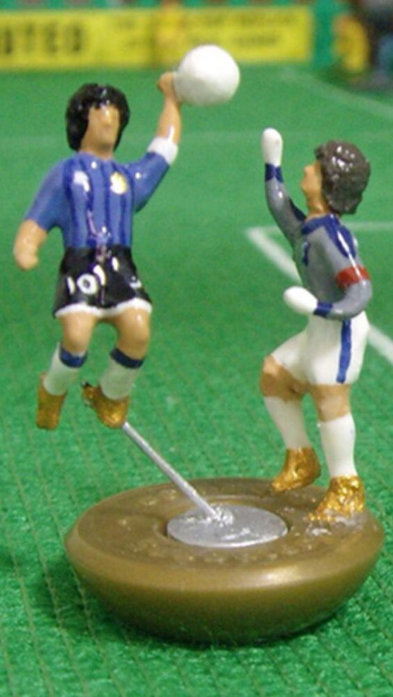 1000 images about subbuteo table soccer on pinterest bill shankly football and painted fan - Who invented table football ...
