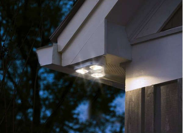 The Best Ways To Light The Backyard Outdoor Security Lights