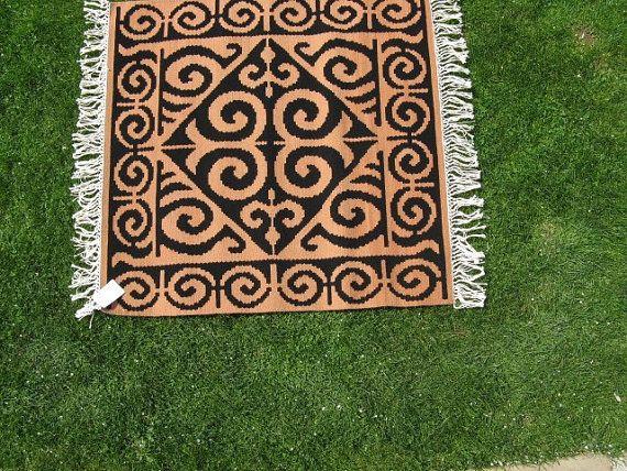 alfombra de lana nueva hecha a mano modelo hecho por por Limbhad, €200.00