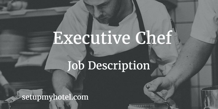 Ms De  Ideas Increbles Sobre Executive Chef Jobs En