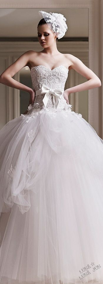 100+ best Zuhair Murad༺♔༻ images on Pinterest | Bridal gowns ...