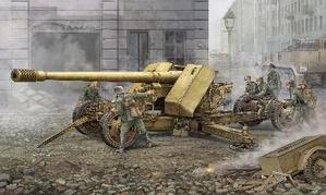 German 12.8cm Kanone 43 bzw44 (Krupp) Gun  Stuks