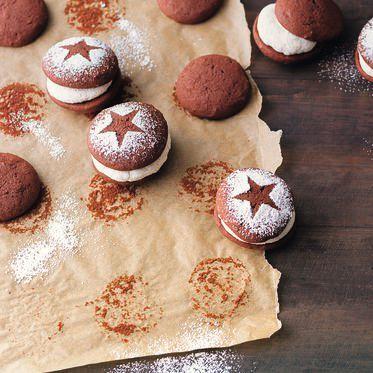 Christmas-Whoopies Rezept | Küchengötter