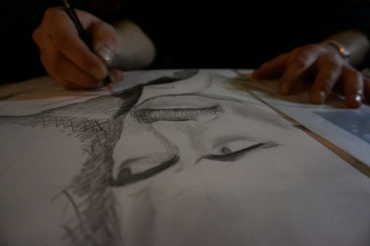 #Drawing Class: #Portraits and #Apéro at Le Tempo Bar, tomorrow night with our #favorite #French #artist Joris Delacour of #LesBeauxArts!  Join us: http://www.meetmeout.fr/events/drawing-class-portraits-and-apero-at-le-tempo-bar  #Art #creativity #Paris #expats #events #MeetUp #cultural #MeetMeOut