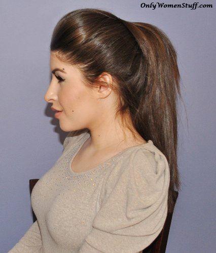 Ho bisogno di una nuova acconciatura per i capelli lunghi