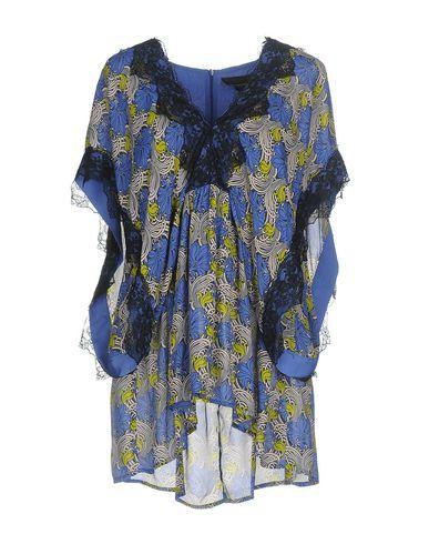 ATOS LOMBARDINI Women's Kaftan Pastel blue 10 US