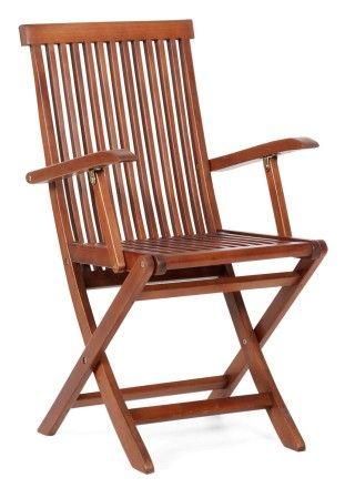 CLASSIC-tuoli käsinojilla