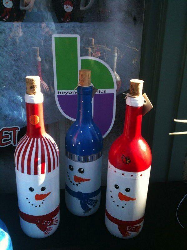 ideas increbles sobre adornos navideos reciclados en pinterest salas de estar de navidad decoracion navidad y artesanas navideas
