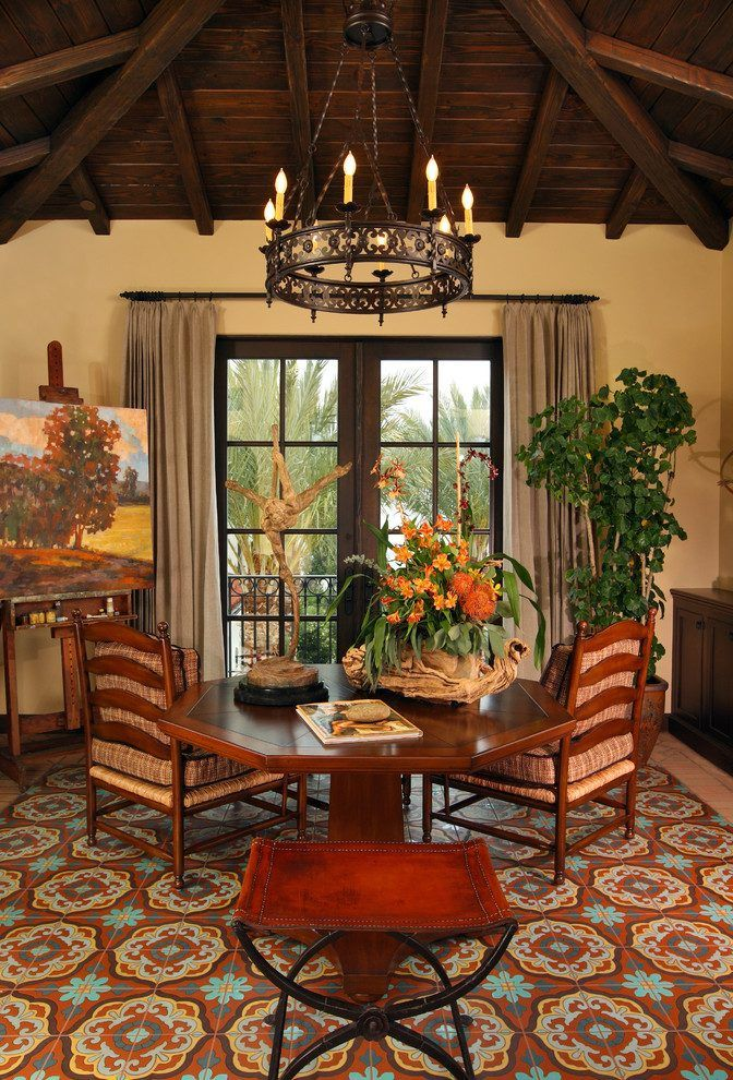 orange county french country chandeliers with traditional dining room tables family mediterranean and houseplants doors