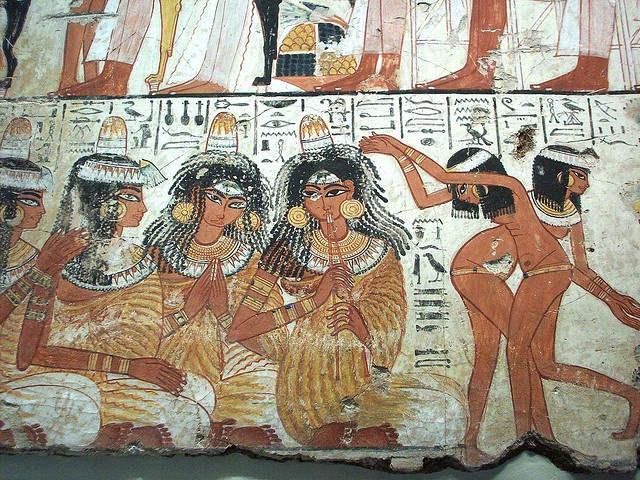 Best 25 ancient egyptian art ideas on pinterest ancient for Egyptian mural art