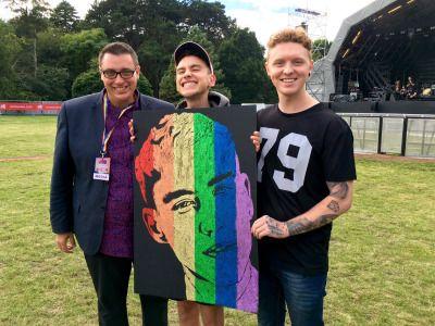 Olly Alexander / Pride Cymru
