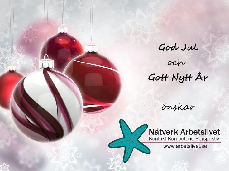 God Jul önskar Nätverk Arbetslivet! http://gottarbetsliv.se/god-jul-kara-lasare-bloggen-summerar-ett-historiskt-ar/