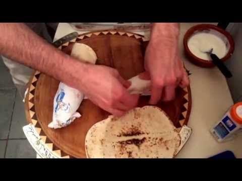 Receta de Shawarma Arabe de Pollo Casero por Mohamed Alaa - YouTube