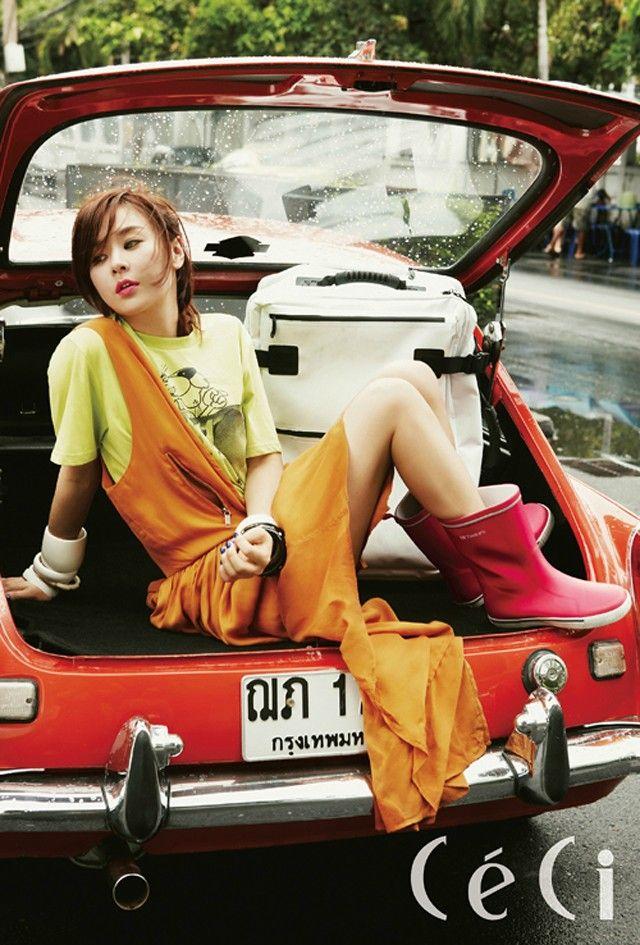 Choi Kang Hee – CeciMagazine