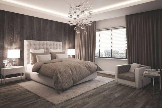 Cremefarbene Schlafzimmerideen