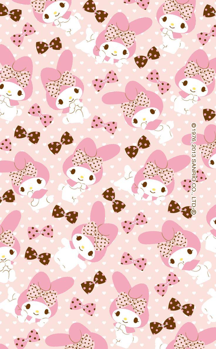 Scrapbook paper kawaii - My Melody My Melodyscrapbook Paperhello