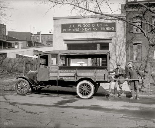 1000 images about the history of plumbing on pinterest for Ford motor company history