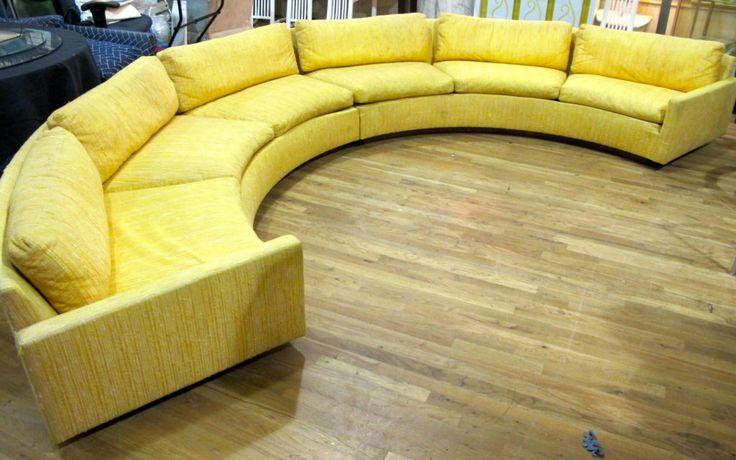Mejores 11 imágenes de Sofa circular en Pinterest | Sillones, Sofás ...