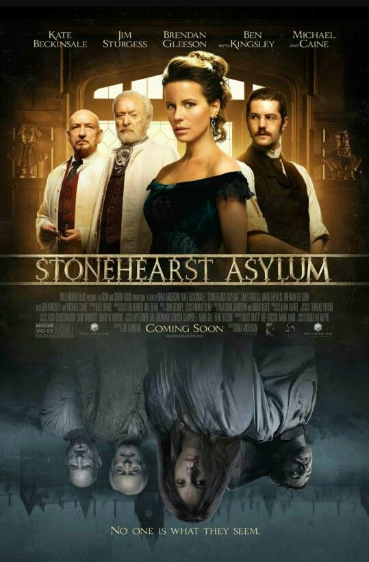 Stonehearst Asylum was a really wonderful film. Wonderfully acted and wonderfully written, there are a few surprises in store for the viewer. I especially loved Ben Kingsley's performance.