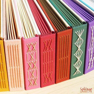 Colección multicolor de álbumes de fotos