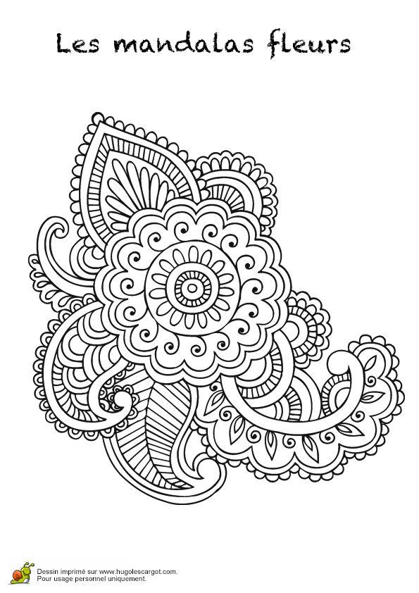 les mandalas fleurs sur hugo 05