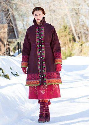 Gudrun Muhu coat