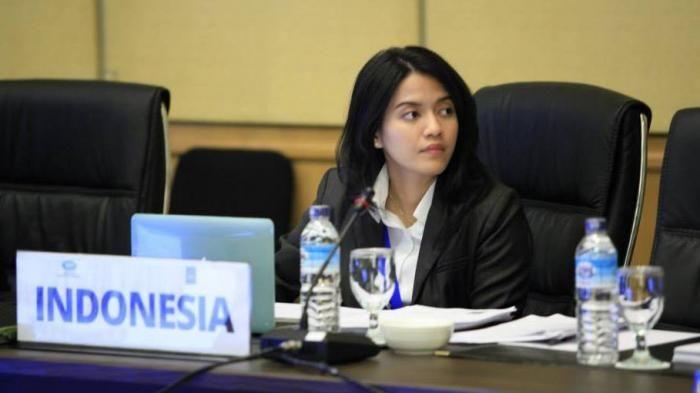 Nara Masista Rakhmatia - Ini 4 Fakta Diplomat Muda Cantik yang Jadi 'Singa Podium' di PBB