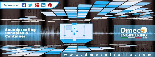 Dmeco Engineering  //  www.dmecoitalia.com  //  #dmeco  #dmecoengineering  #engineering  #soundproofing  #container  #canopy  #generator #genset #rental #products #italiandesign #italianconcept  #italianproducts  #madeinitaly #InTheWorld