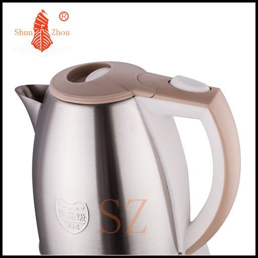 304 Stainless Steel Fast Boiling Home Electric Kettle SS Inner Pot Electric Water Heater