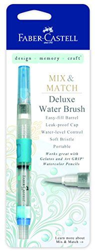Faber-Castell Mal-Set Mix Match &Wasserpinsel Schmale Bürste Faber-Castell http://www.amazon.de/dp/B0078BNWYK/ref=cm_sw_r_pi_dp_ahEWwb0EXTYMD