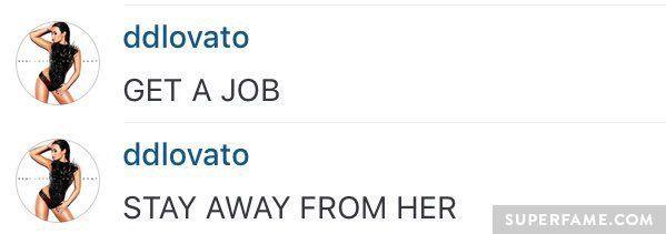 "Demi Lovato ATTACKS Stalker Sarah: ""Stay Away from My Sister!"" | Lovato,  Demi lovato, Away from her"