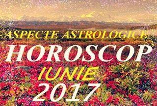 Horoscopul iunie 2017 este marcat de următoarele aspecte/evenimente astrologice: tranzitul lui Marte în Rac, cel al lui Venus în Taur, al lu...