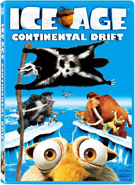 This is a cute and funny movie. Scrat ( the squirrel ), chasing after his beloved acorn, is always amusing to watch.