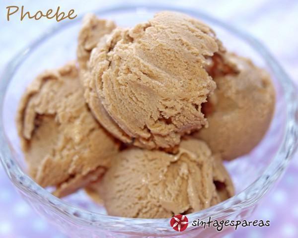 Υπέροχο παγωτό με γεύση καφέ #sintagespareas #pagotomekafe