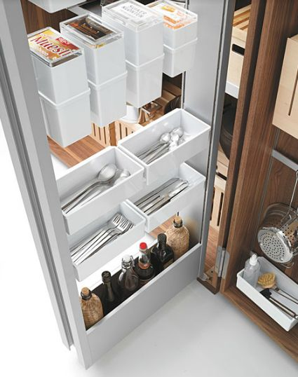 We're Totally In Awe of Bulthaup's Custom Kitchen Storage & Organizers | The Kitchn