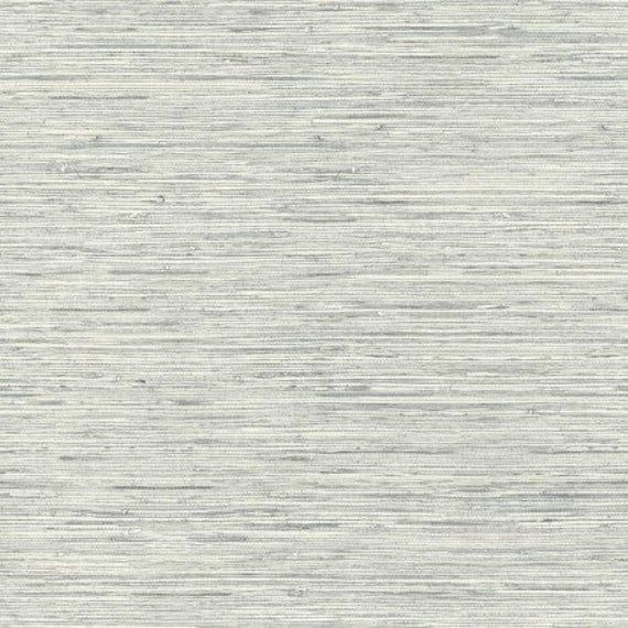 Rmk11078wp Steel Blue Faux Grasscloth Peel Stick Wallpaper Etsy Trending Decor Grasscloth Wallpaper Grasscloth