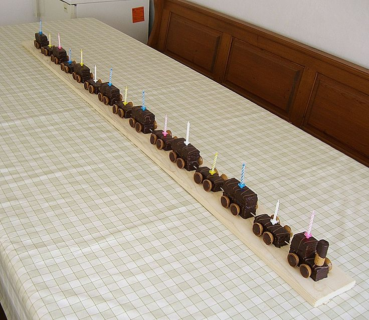Schneller Geburtstagszug, ein raffiniertes Rezept aus der Kategorie Kuchen. Bewertungen: 4. Durchschnitt: Ø 3,0.