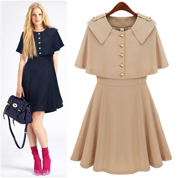 Cheap Dresses on Sale at Bargain Price, Buy Quality shirt free, shirt slim, dress shirt cotton from China shirt free Suppliers at Aliexpress.com:1,Silhouette:Pleated 2,Decoration:Button 3,Sleeve Style:Butterfly Sleeve 4,Pattern Type:Solid 5,Brand Name:Beauty