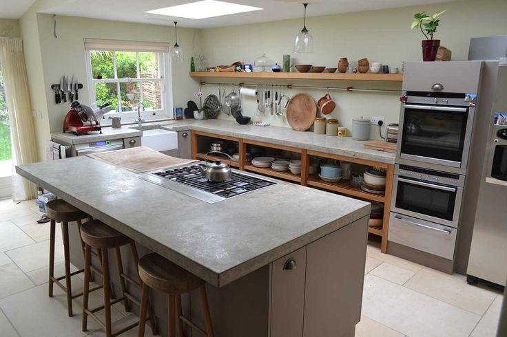 Handmade Kitchen Island Units