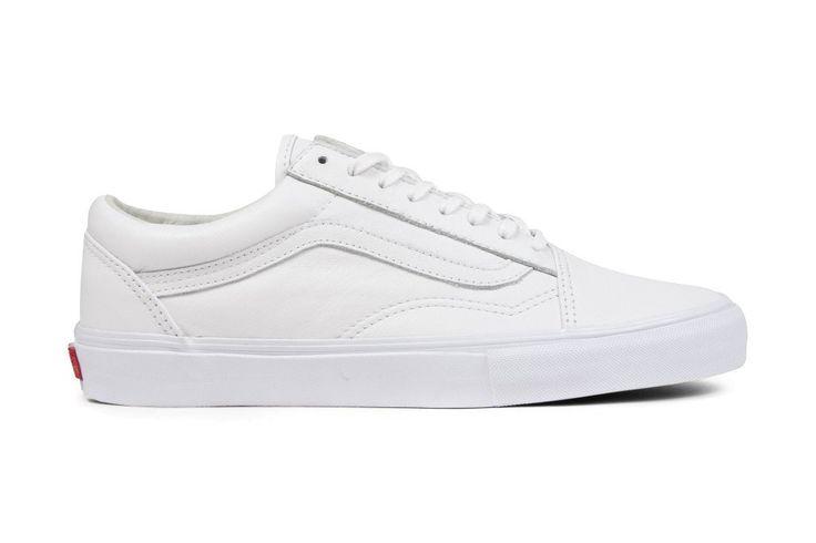 Vans Vault Old Skool LX - VLT White