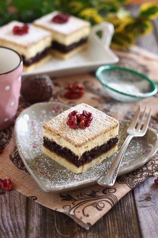 Egy ismerősömtől kaptam még régebben ennek a süteménynek a receptjét, amit akkor csak úgy fejben megjegyeztem, valahogy í...