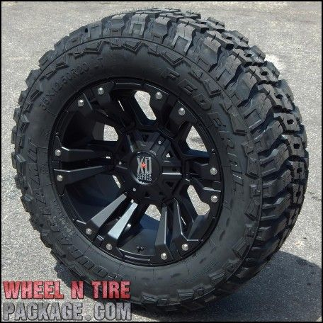 Rim and Wheel Packages