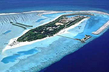 Paradise Island Resort Maldives at North Male' Atoll