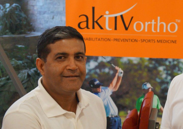 Dr. Rana Chengappa, sports doctor at AktivOrtho, New Delhi and Gurgaon, has 15 years exclusive sports medicine practice.
