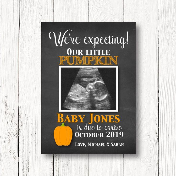 pregnancy announcement cards target