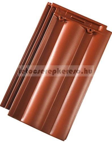 Tondach Twist rézbarna tetőcserép akciós áron a tetocserepkereso.hu ajánlatában