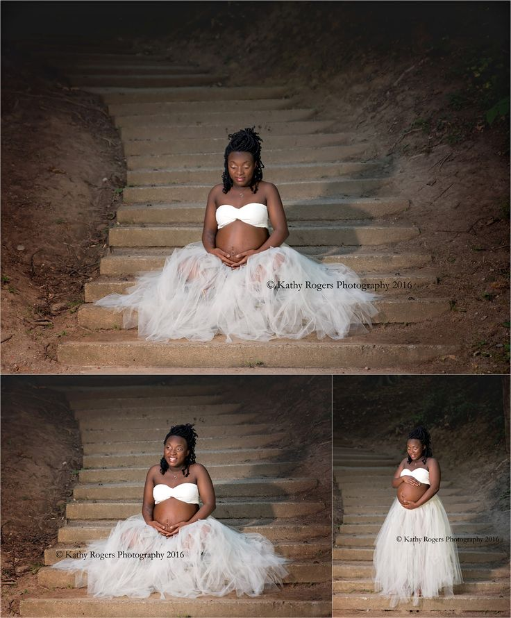 Maternity, photos, pictures, photography, pregnant, pregnancy, baby belly, outdoors, park, mother, tutu, cream, steps, stone, stairs, beach, sand, woods