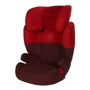 Cybex Free Fix Oto Koltuğu 15-36 kg Rumba Red Dünya markası Cybex alman muhendislik harikası bebek güvenlik, bebek oto koltuğu, bebek arabası gibi ürünleri ile mağazalarımızda sizlerle